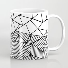Ab Half n Half Coffee Mug