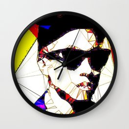 ICONS: Pharrell1 Wall Clock