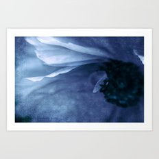 Lover's Blues Art Print