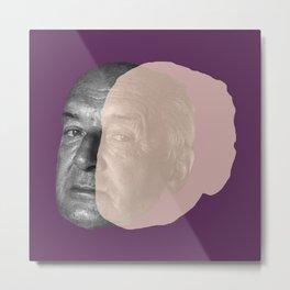 Vladimir Nabokov Metal Print