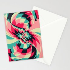 Swivel Vision (Available in the Society 6 Shop) Stationery Cards