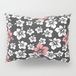 Hibiscus' storm Pillow Sham