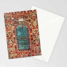 Kurdish East Anatolian Niche Rug Print Stationery Cards