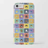 starwars iPhone & iPod Cases featuring StarWars quotes by Thiago Grossmann