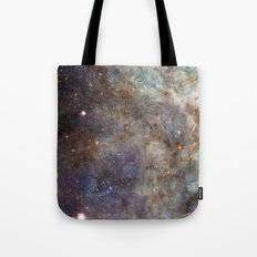 Tarantula Nebula Tote Bag