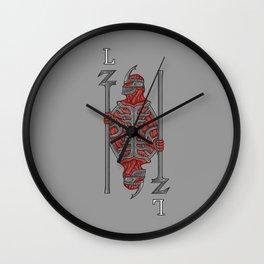 Emperor of Evil Wall Clock