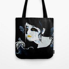 Dark Cupid Tote Bag