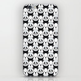 Pure Panda iPhone Skin