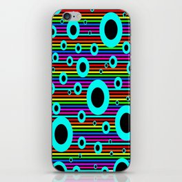 Hole in the water   Greek  Quotes iPhone Skin