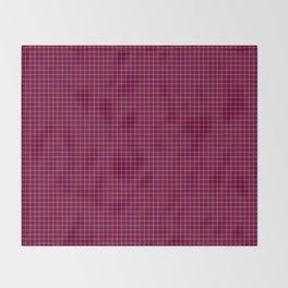 Hamilton Tartan Throw Blanket