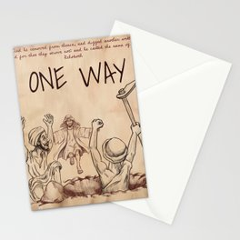 oneway, Issac, Printable Wall Art Stationery Cards