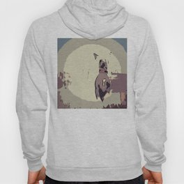 Chinese crested 8 Hoody