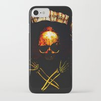 crane iPhone & iPod Cases featuring Crane by Ganech joe