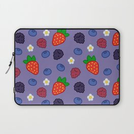 Mixed Berry Smoothie Laptop Sleeve