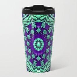 Ye Olde Mandala Travel Mug
