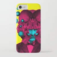 predator iPhone & iPod Cases featuring PREDATOR by DIVIDUS