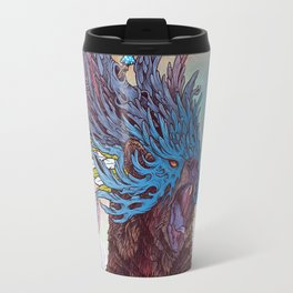Journeying Spirit (Bear) Travel Mug
