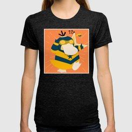 Booster Gold Psyduck T-shirt