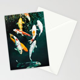 one fish, two fish... Stationery Cards