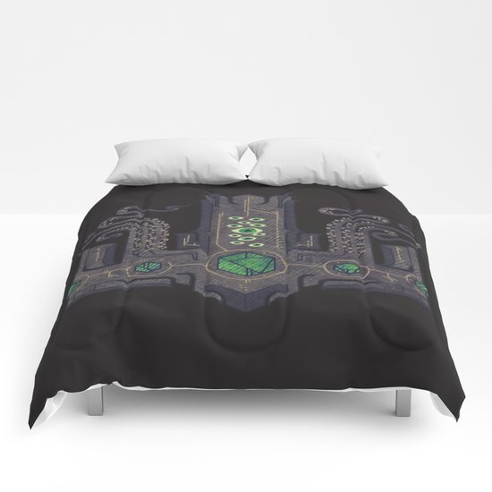 The Crown of Cthulhu Comforters