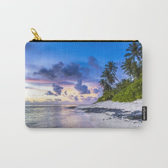 On The Beach Carry-All Pouch