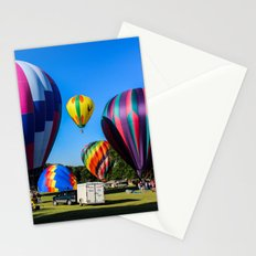 The Eagle Has Lifted Stationery Cards