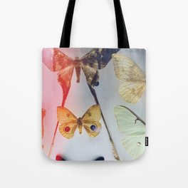 The Butterfly Collection Tote Bag