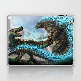 Godzilla VS. Atomic Rex Laptop & iPad Skin