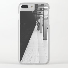 Canal Street Subway Clear iPhone Case