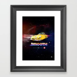 SMOOTH (Tribute to Artua) Framed Art Print