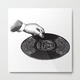 oldie-I Metal Print