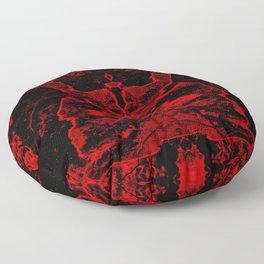 Devil Floor Pillow