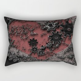 Love Is surreal. Rectangular Pillow