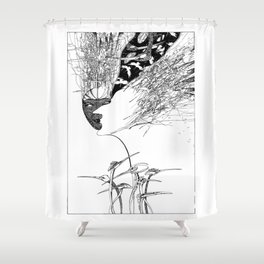 Graphics 009 Shower Curtain