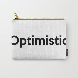 Optimistic Carry-All Pouch