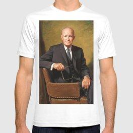 Dwight D. Eisenhower T-shirt