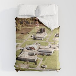 Abandoned Reactor Facility Comforters