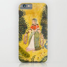 Kakubha Ragini iPhone Case
