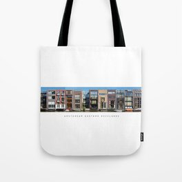 Amsterdam Eastern Docklands 1 Tote Bag