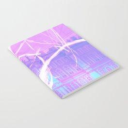 Vivid Energy lines Notebook