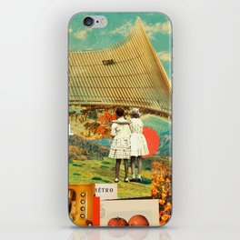 They Know Better iPhone Skin