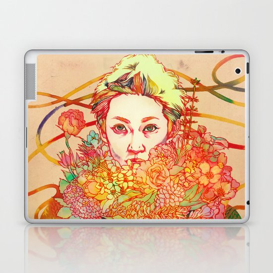 Ryo Laptop & iPad Skin