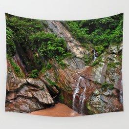 Peruvian Amazon I Wall Tapestry