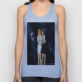 Icona Pop Unisex Tank Top