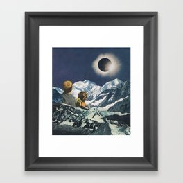 Sweetest (2014) Framed Art Print