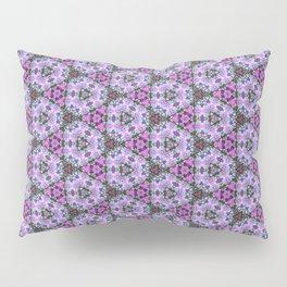 Riverside Fireweed patterned Pillow Sham