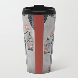 The Bird Act Travel Mug