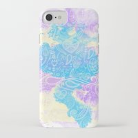 watercolour iPhone & iPod Cases featuring Watercolour by Mummy Maid Designs