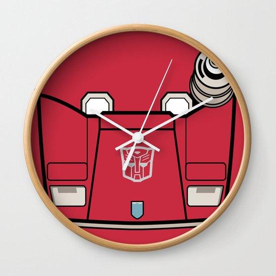 Transformers - Sideswipe Wall Clock