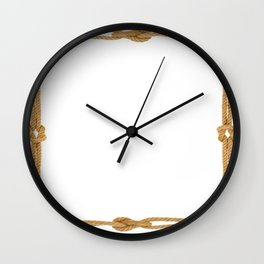 frame 2 Wall Clock